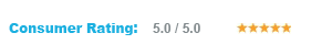 volumaxx consumer rating is five stars