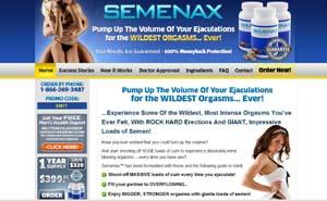 visit the semenax website